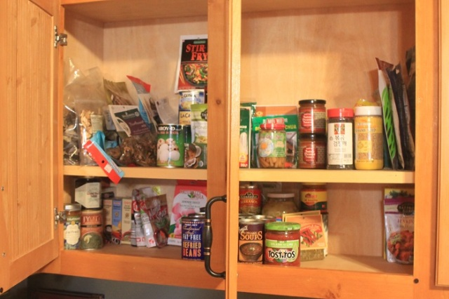 organize, homestead, shelving